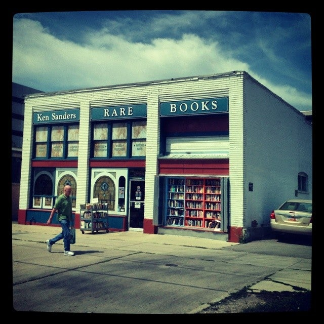 Photo of Ken Sanders Rare Books