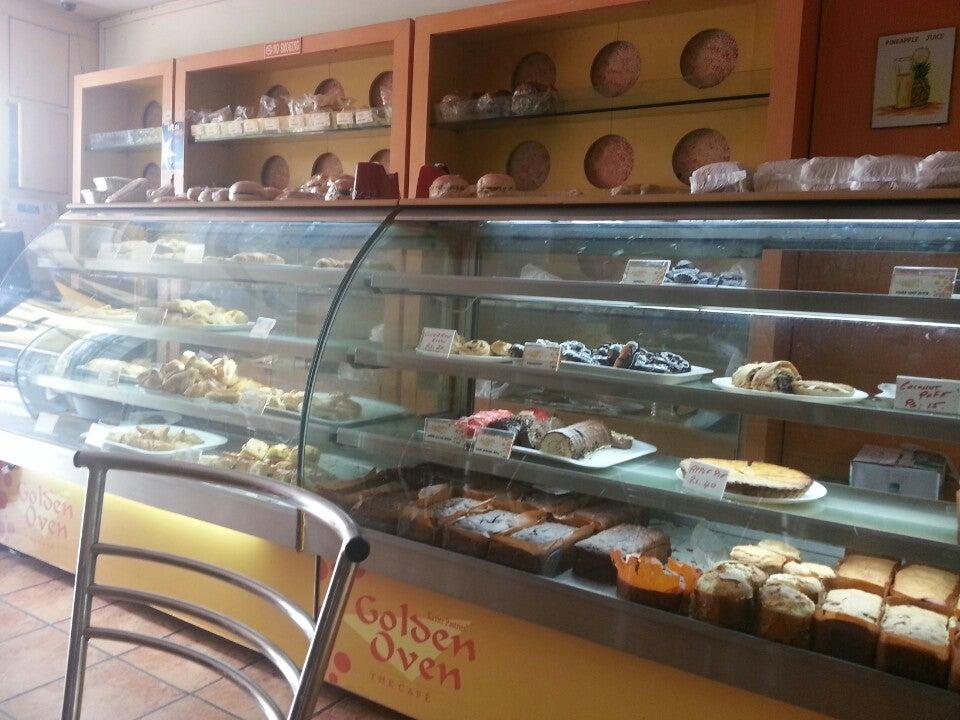 Golden Oven Cake Shop
