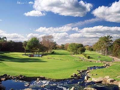 Los Robles Greens Golf Course, Los Robles Greens Course