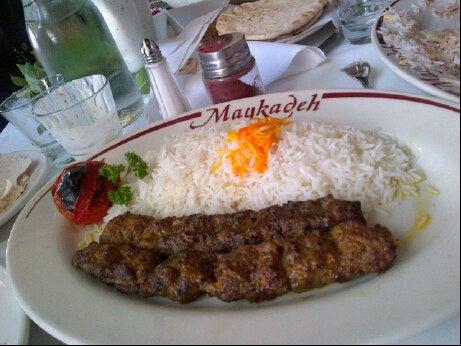 Maykadeh Persian Cuisine