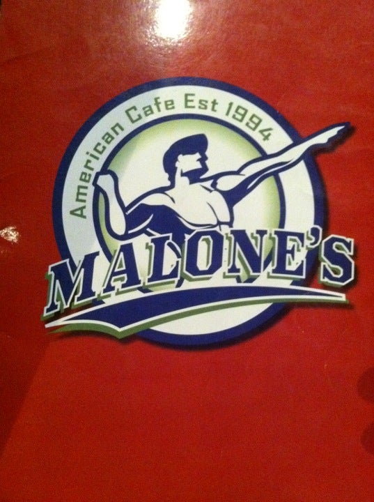 Malone's American Cafe
