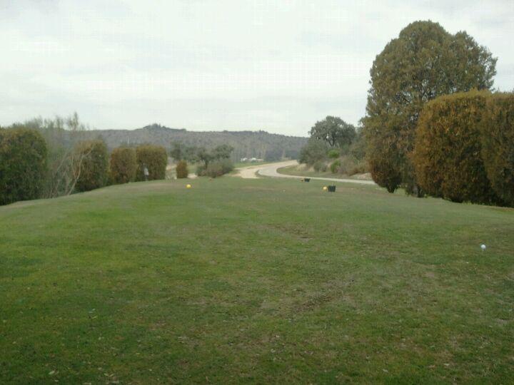 Nuevo Club De Golf De Madrid