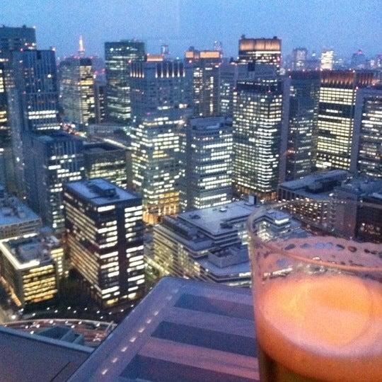 The Mandarin Oriental Tokyo Bar