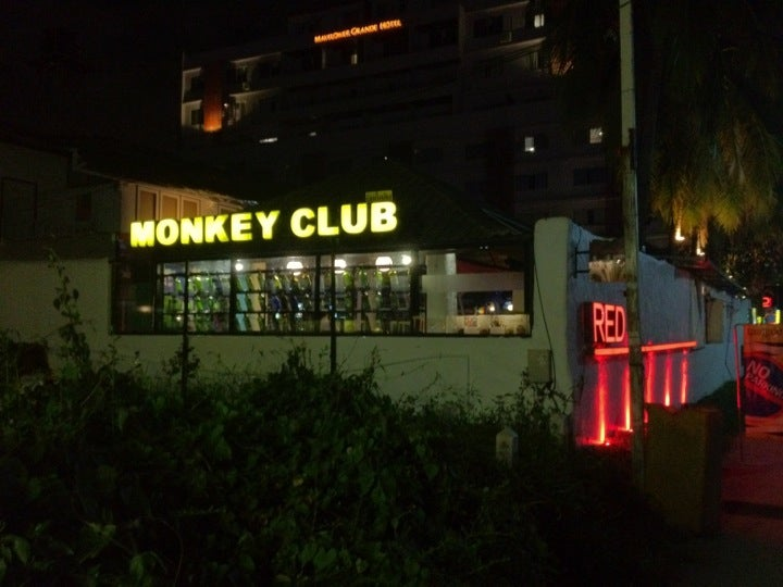 Monkey Club Restaurant