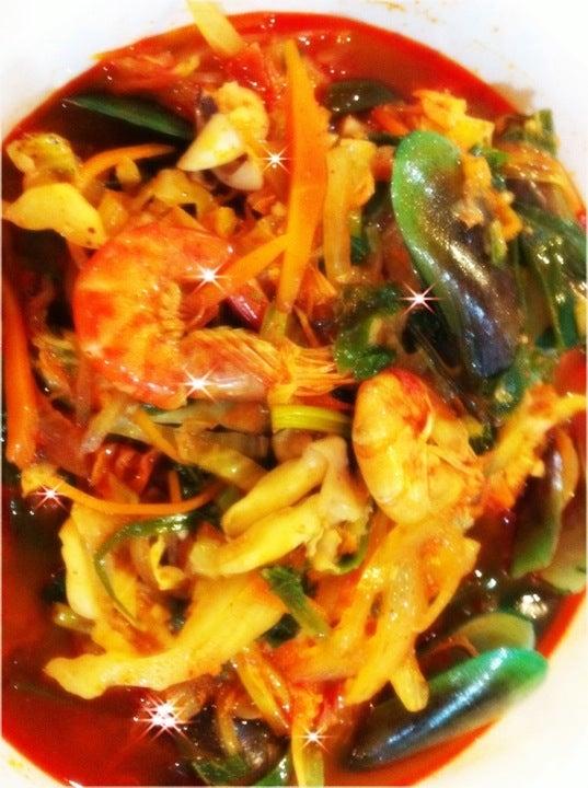 True Food Boracay Menu