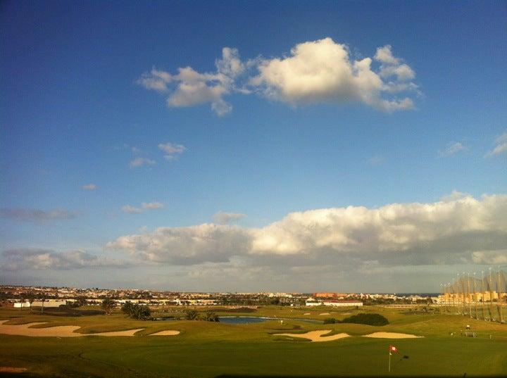 Salinas De Antigua Golf Course