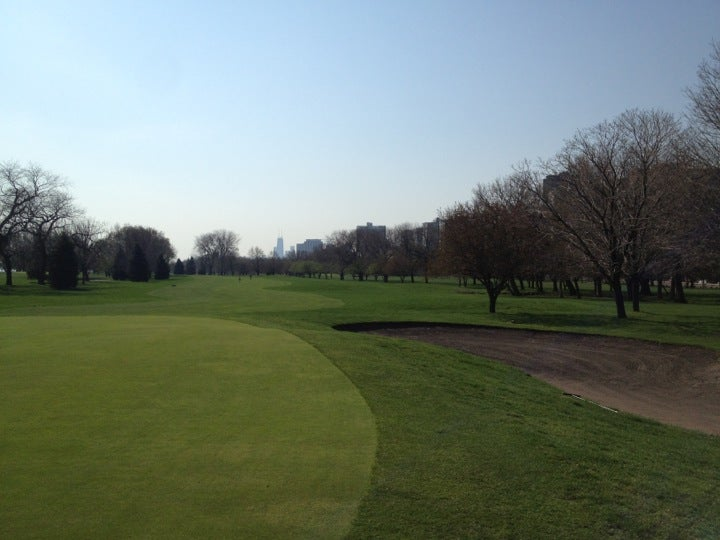 Sydney R. Marovitzgolf Course