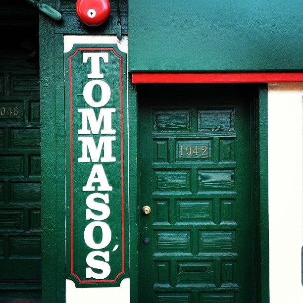 Tommaso's Restaurant