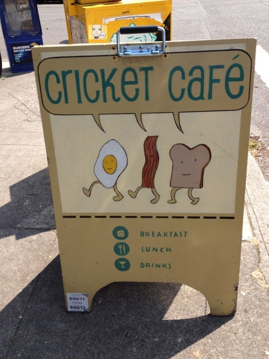 Photo of Cricket Cafe