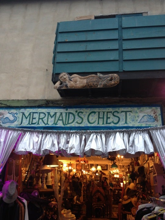 Mermaid's Chest The