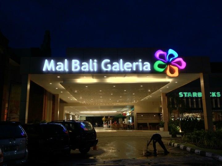 Mall Bali Galeria