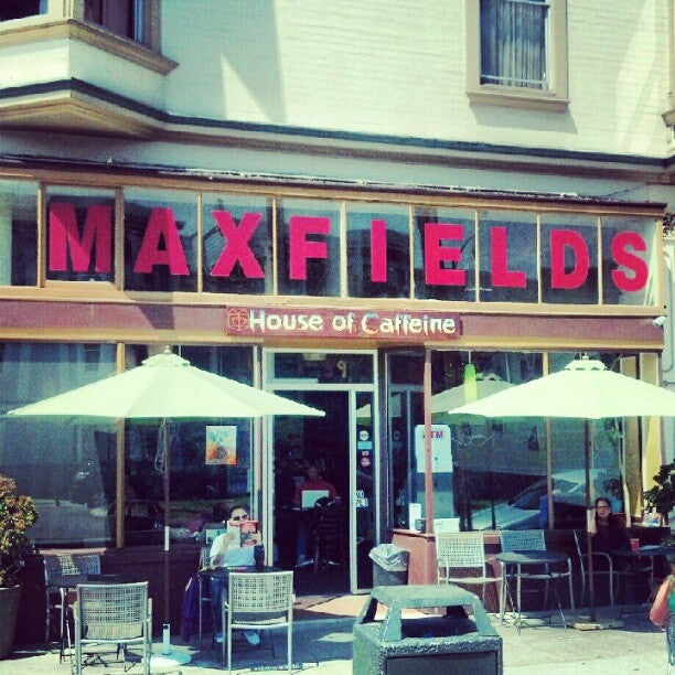 Photo of Maxfield's House of Caffiene