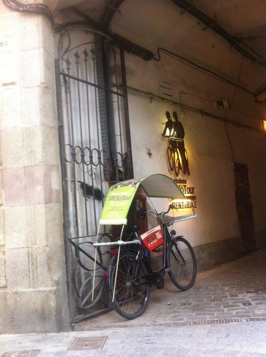 Barcelona Ciclotour
