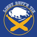 Lindy Ruff's Tie