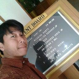 Arief Hanafi Lubis