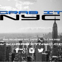 GRAB IT NYC