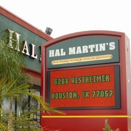Hal Martin's Watches and Jewelry