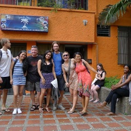 Palm Tree Hostal Medellin