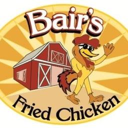 Bairs Fried Chicken