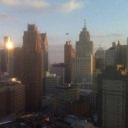D:hive Detroit