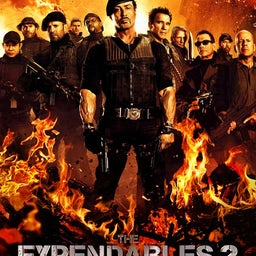 The Expendables 2 Manager