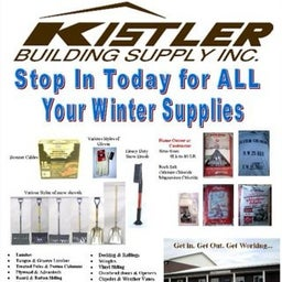 Kistler Building Supply Store Quality Lumber/Supplies