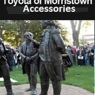Toyota of Morristown Accessories