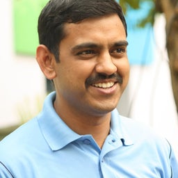 Vinod Kumar M