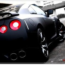 GT-R35 Nissan^KЯM™