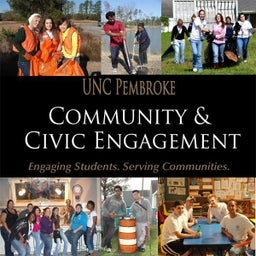 UNCP Community & Civic Engagement