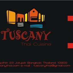 Tuscany Thai Cuisine muneeganonth