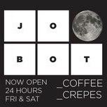 Jobot Coffee Shop