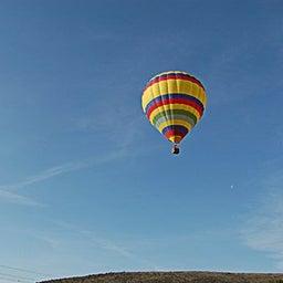 Vuelos en globo por la Sierra de Albarracín