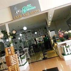 The Garden Cafe N3 Kitchen